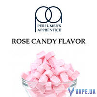 Ароматизатор The perfumer's apprentice TPA/TFA - Rose Candy Flavor - (Леденцы с лепестками розы), фото 2