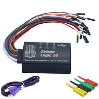Kогический анализатор сигналов MCU ARM Usb 16 канальный 100МГц