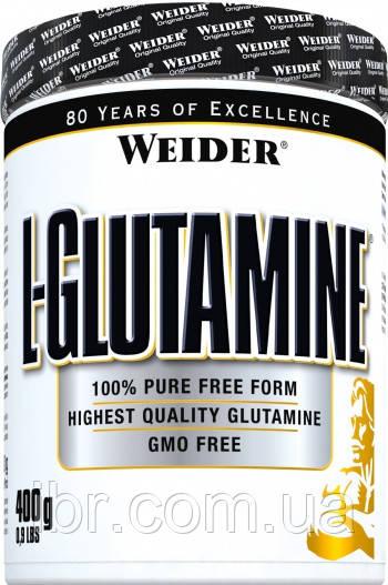Аминокислота Weider L-Glutamine 400 г