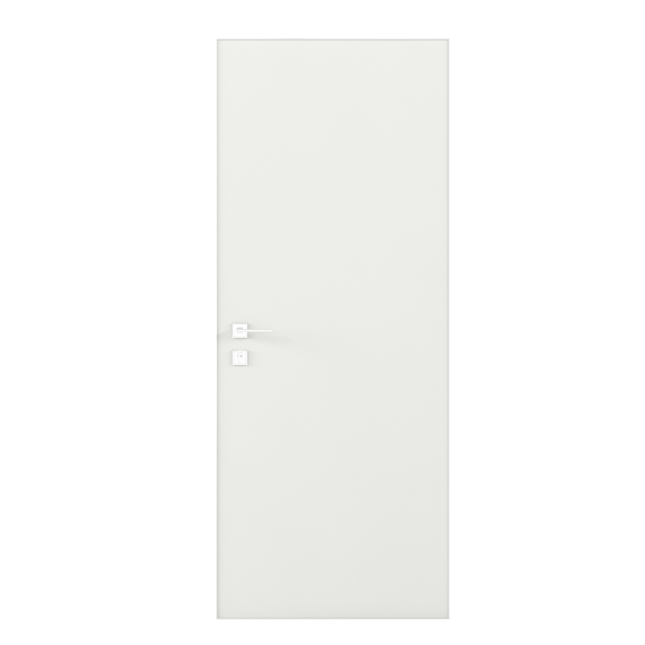 Дверь межкомнатная Rodos Prima Alum