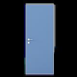 Дверь межкомнатная Rodos Prima Alum, фото 10