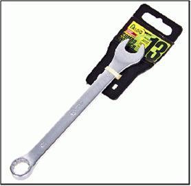 Ключ рожково-накидний 7 мм Alloid K-2005-7