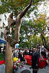 Памятник Владимиру Высоцкому открыт в Одессе