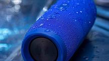 Беспроводная портативная колонка Charge 3+ blue, фото 3