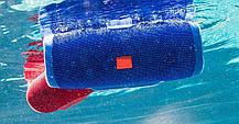 Беспроводная портативная колонка Charge 3+ blue, фото 2
