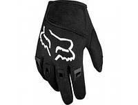 Детские мото перчатки FOX KIDS DIRTPAW GLOVE [BLACK]