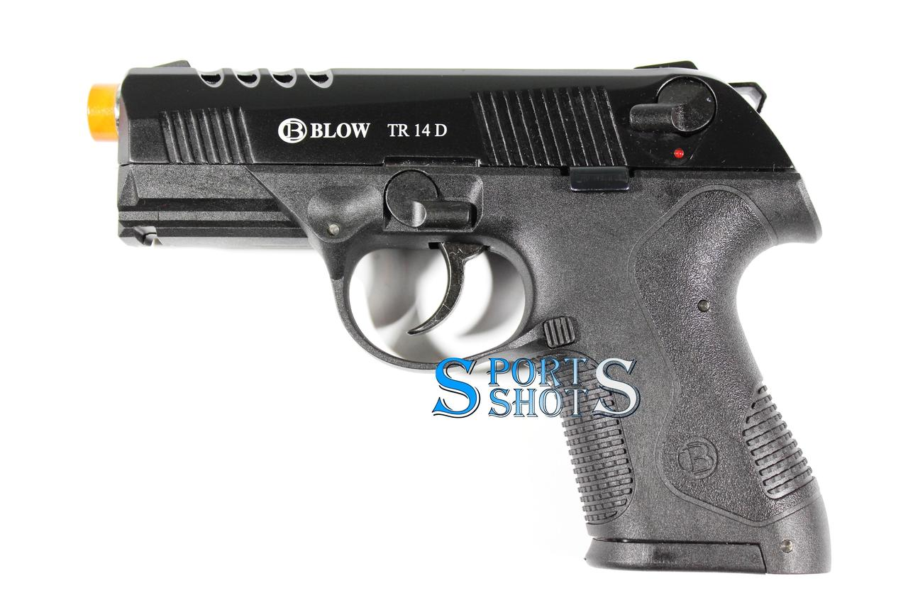 Сигнальный пистолет Blow TR-14 D