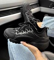 Женские кроссовки в стиле Dior D-connect Black