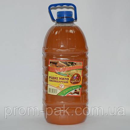Мыло жидкое хозяйственное 5 л, фото 2