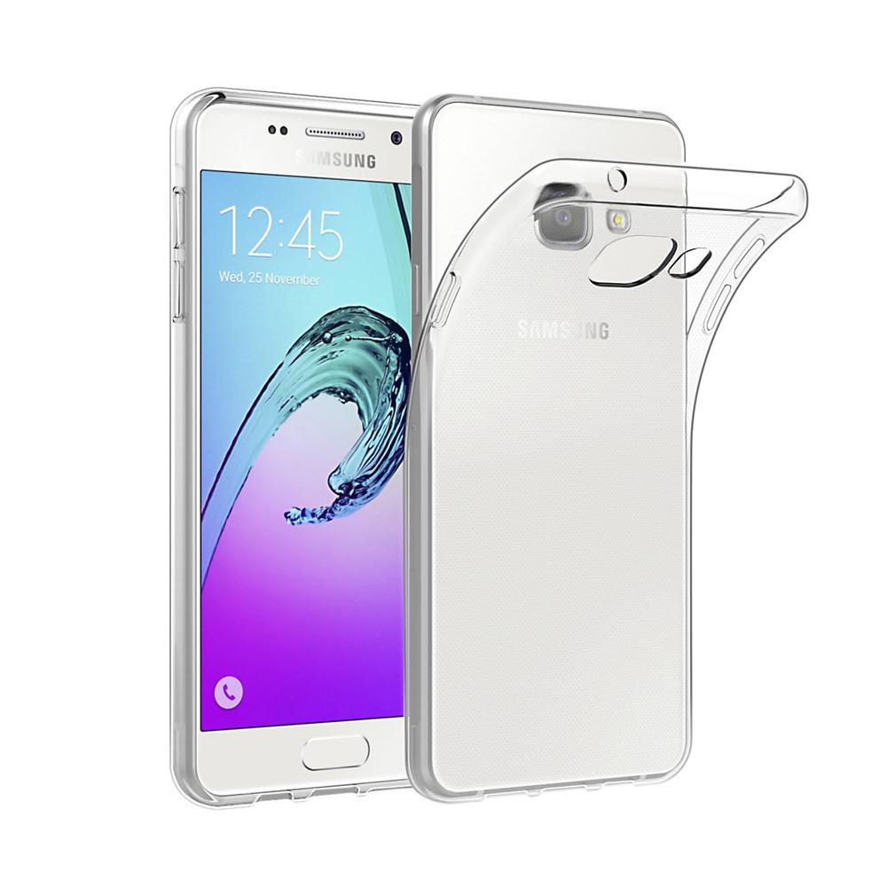Силіконовий чохол Samsung Galaxy A3(2016) / A310