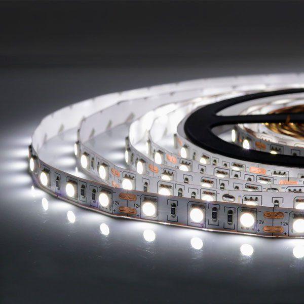 Светодиодная лента B-LED 5050-60 W белый, негерметичная, 5метров