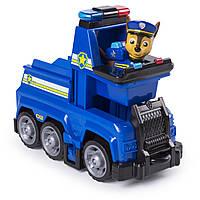 Щенячий патруль.Чейз на полицейской машинке Chase s Ultimate Rescue Police Cruiser