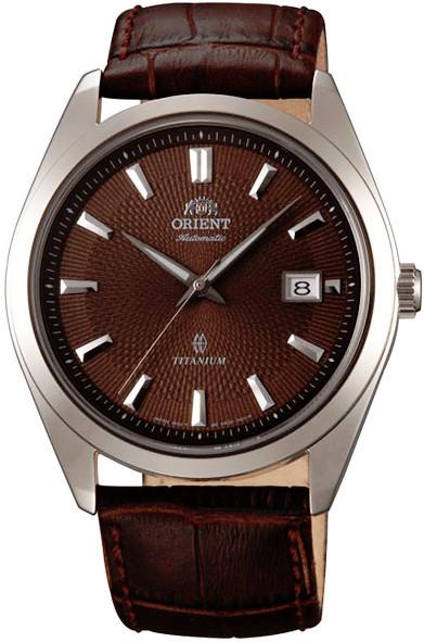 Годинник чоловічий Orient FER2F004T0 Titanium/Sapphire