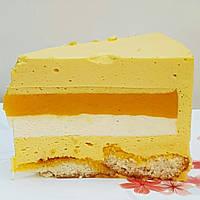 Торт Манго-маракуйя, фото 1