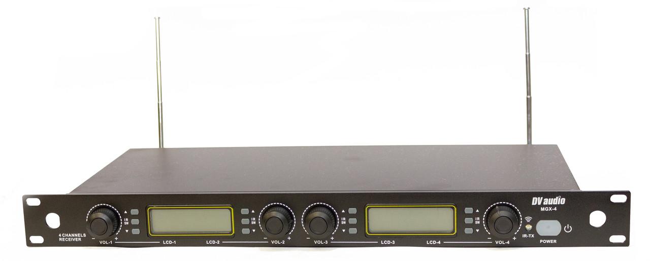 Четырехканальная базовая станция MGX-4