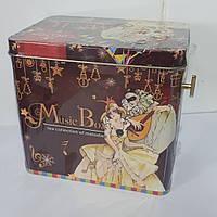 Чай музыкальная шкатулка Карнавал 100 гр