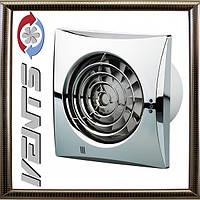 Вытяжной Вентилятор Вентс 100 Квайт (хром)