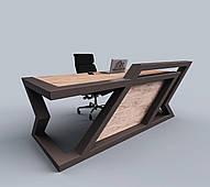 Офисный стол руководителя OS 019.