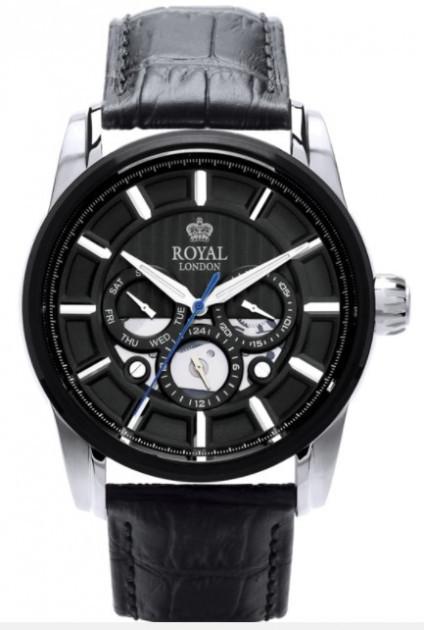 Годинник чоловічий ROYAL LONDON 41324-01