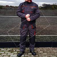 Теплый комплект Спец Одежды Art Master! Куртка, полукомбинезон утепленный. Зимняя спец одежда, роба!