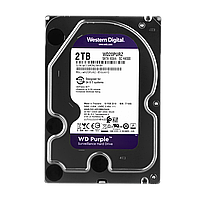Жесткий диск Western Digital 2TB Purple