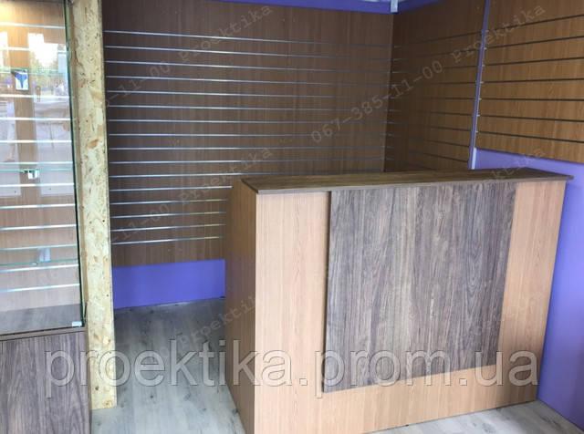 Мебель для магазина мобильных телефонов