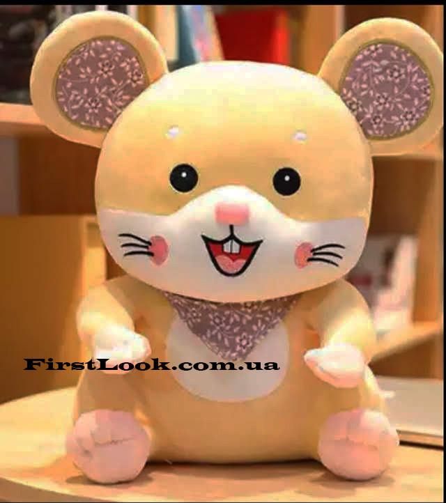 Детский плед-игрушка-подушка(символ 2020 года)