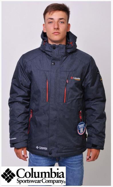 Куртка зимняя Коламбия