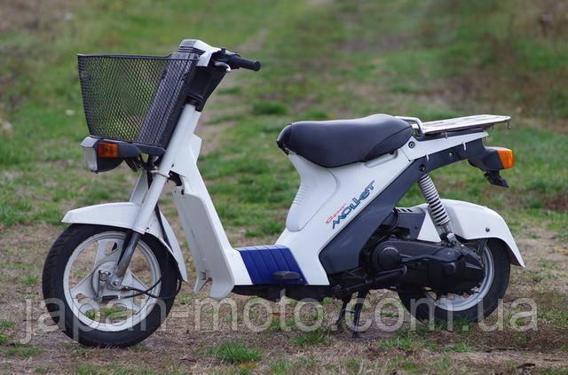 Suzuki Super Mollet