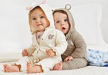 Человечки (слипы) для новорожденных