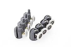 Ролики для душевых кабин, комплект ( В-43 А+В ), фото 3