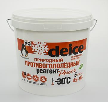 Антигололедные реагенты Deice Power кристал - 2,5 кг., фото 2
