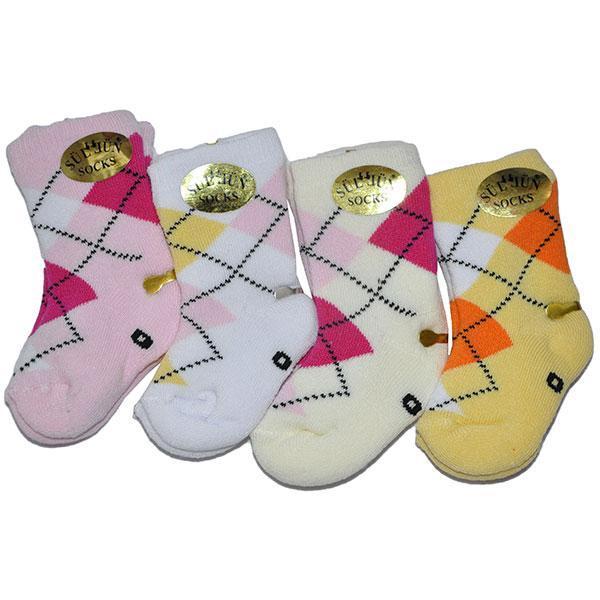 Детские Носочки на махре ( мин. заказ 1 упаковка))