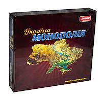 Настольная игра Artos games Монополия Украина 20734 (18332)