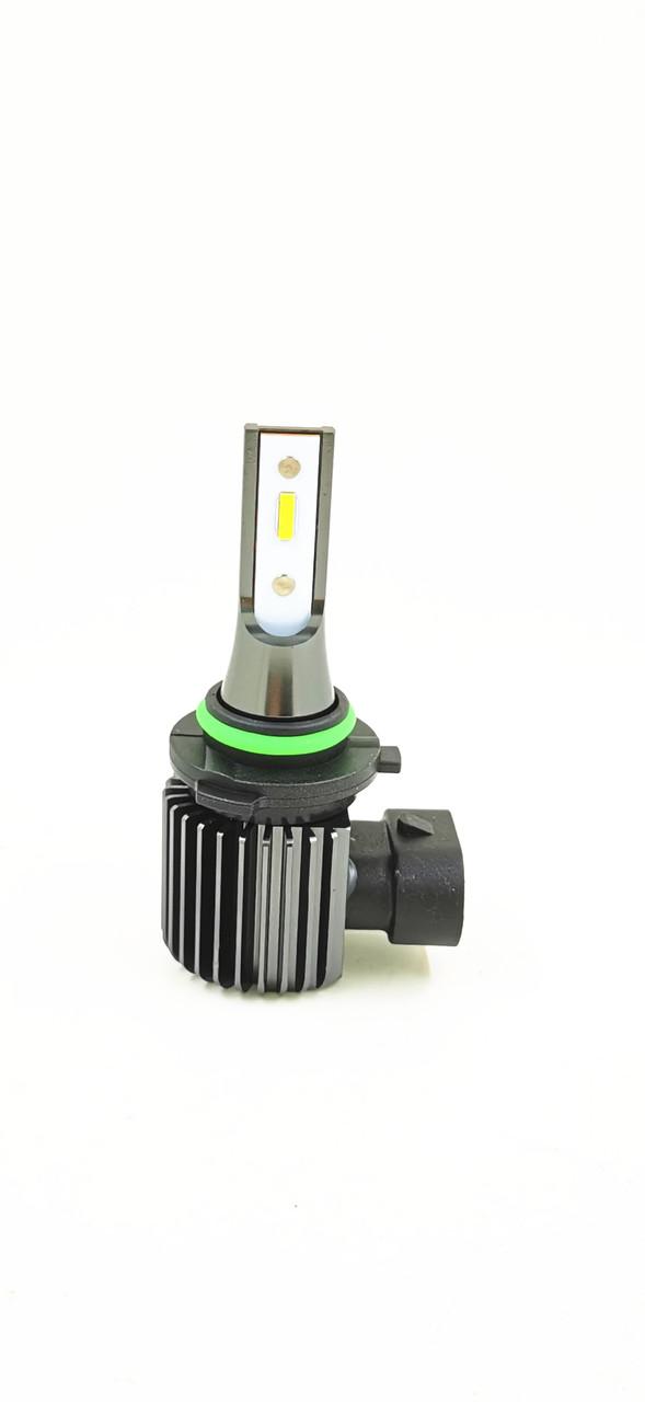 Светодиодные LED лампы головного света EF CSP 8000Lm 50Watt (цоколь 9006 (HB4) )