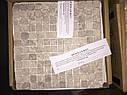 Мраморная Мозаика Стар.Валт. МКР-2СВ (23x23) 6 мм Emperador Light, фото 4