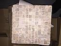 Мраморная Мозаика Стар.Валт. МКР-2СВ (23x23) 6 мм Emperador Light, фото 5