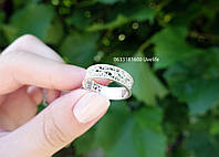 Серебряное кольцо  ажурное Арт. 21127