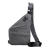Набор сумок 2Life Cross Body Grey 1+1 (n-134), фото 2