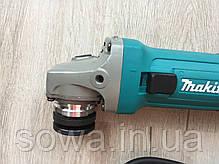 ✔️ Болгарка Makita GA5030 ( 720Вт, 125 мм ), фото 3