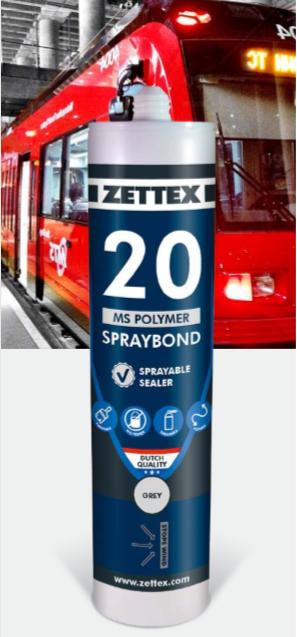 Полимер Zettex Spraybond MS Polymer 20