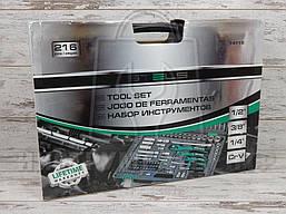 Набор инструментов STELS 14115 (216 предметов), фото 2