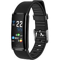 Фитнес трекер Smart Bracelet R9 (Черный)