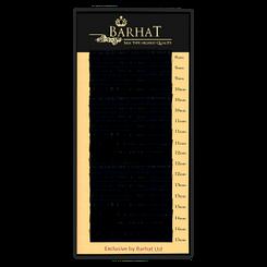 Ресницы для наращивания Barhat 0,05 В mix (растяжка 10/12/14)