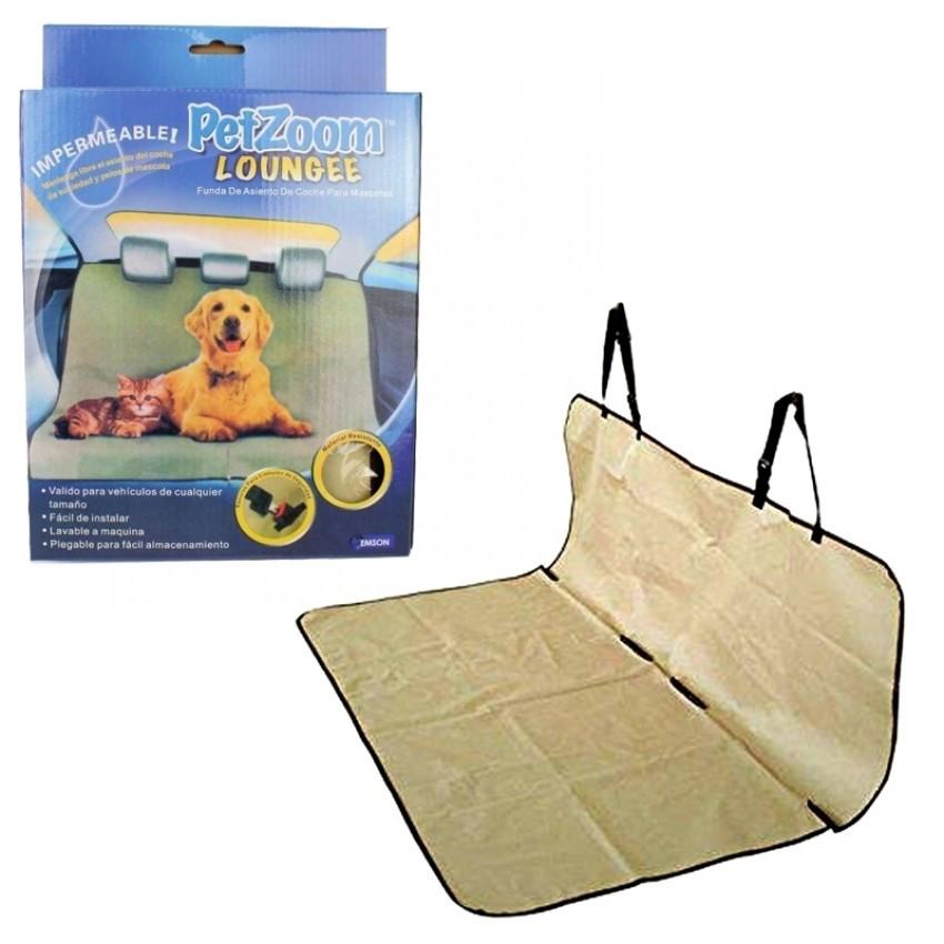 Подстилка для домашних животных в автомобиль Pet Zoom коврик для собак