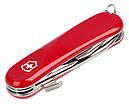 Нож складной, мультитул Victorinox Evolution S111 (85мм, 12 функций), красный 2.4603.SE, фото 2