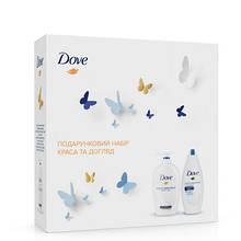 Подарочный набор Dove Красота и уход 250 + 250 мл 2018 арт.2563