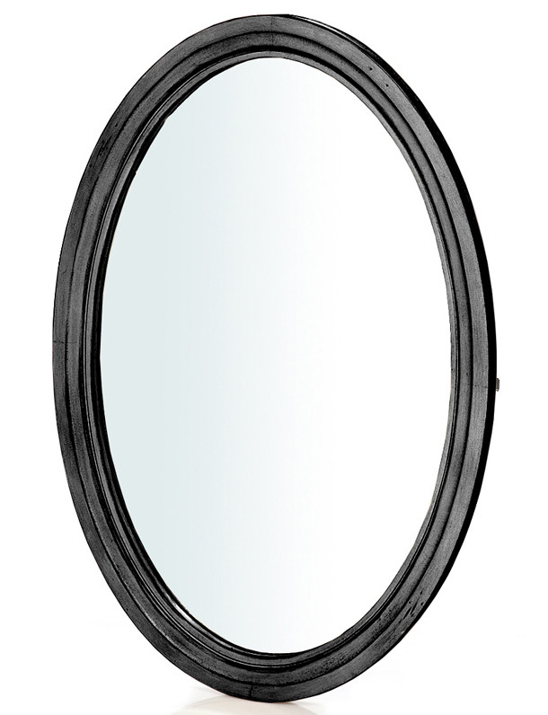 "Зеркало из массива ""Блек"""