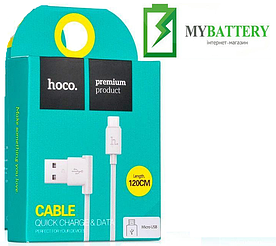 USB кабель Hoco UPL11 iPhone (1200mm), белый