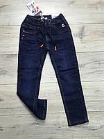 Утепленные джинсы на флисе. 4 года.